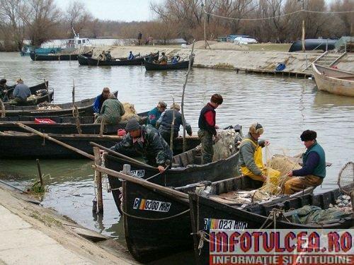 Photo of Se prelungesc actele de reglementare pentru pescuitul comercial